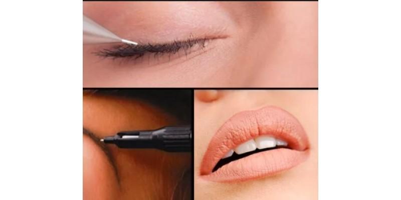 Перманентный макияж - что это такое и зачем это нужно?