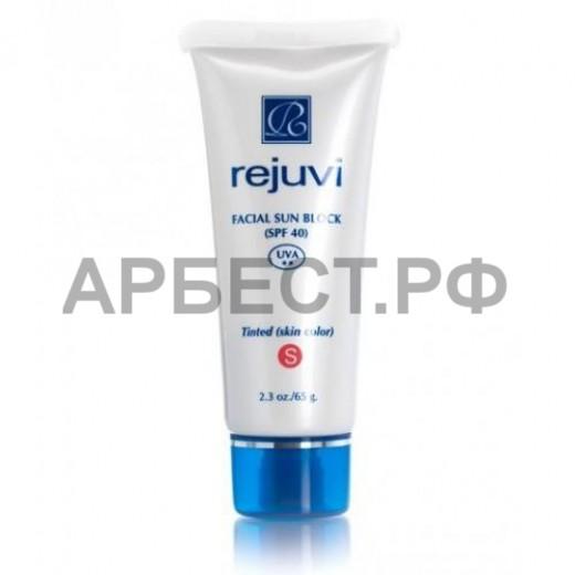 Rejuvi Facial Sun Block(Солнцезащитный крем для лица )