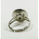Кольцо для клея металлическое круглое