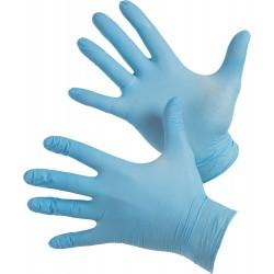 Перчатки нитриловые ХS 100шт. (синие)