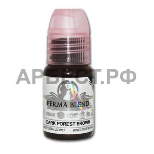 "Пигмент Perma Blend ""DARK FOREST BROWN"""