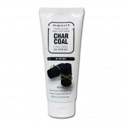 Пилинг-маска для лица JIGOTT Charcoal