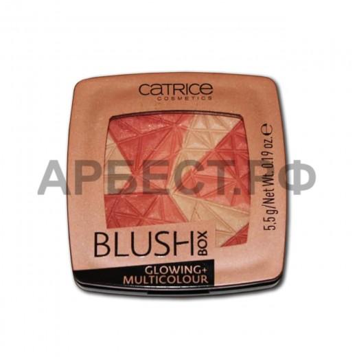 Румяна Catrice Blush Box Glowing + Multicolour