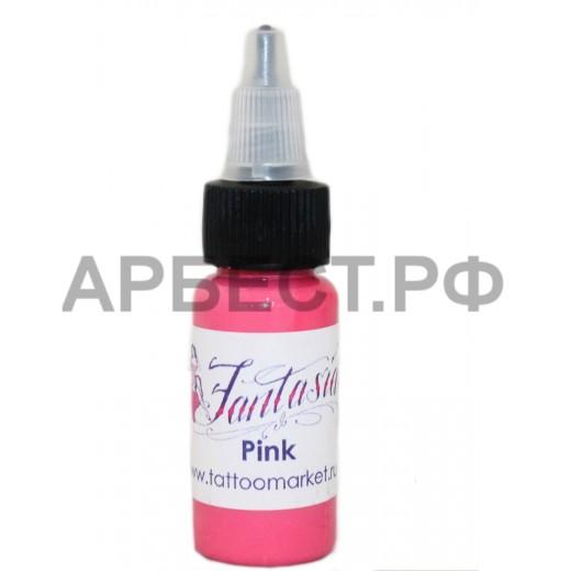 Пигмент Fantasia Pink (15 мл)