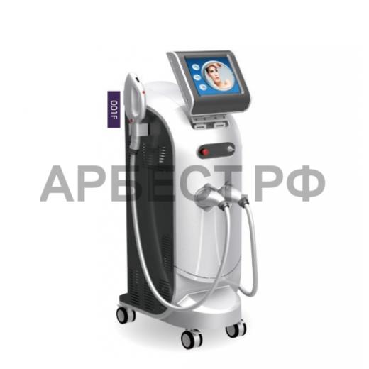 US001F SHP ipl Лазер для удаление волос (Стационарный)